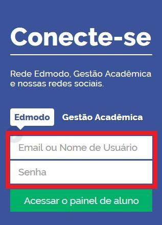 Edmodo (conecte-se)
