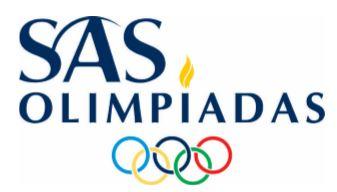 Olimpíadas-SAS