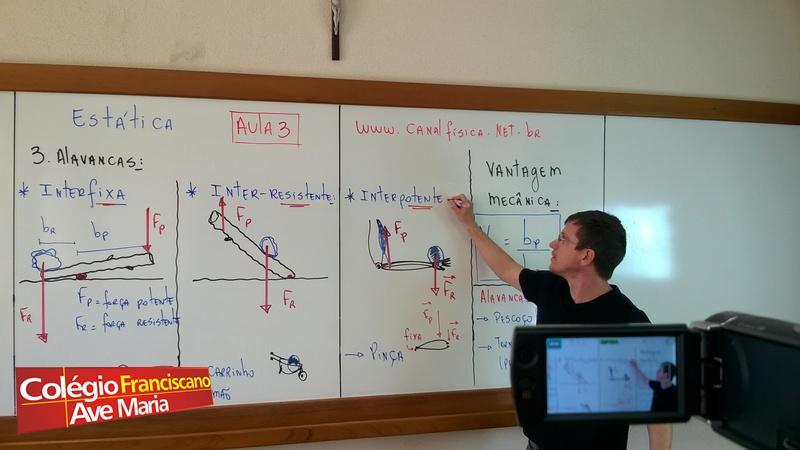... o professor Boaro ensino hoje a mais de 100 mil alunos.