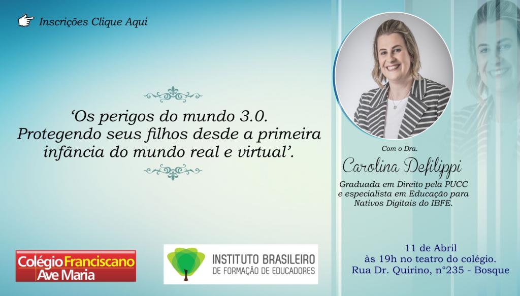 Convite Carolina Defilippi(1)